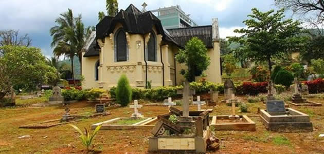 St Mark's Church Badulla Sri lanka (formerly Ceylon)
